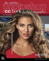 Omslag - The Adobe Photoshop CC Book for Digital Photographers 2017