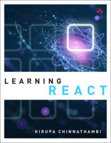 Learning React av Kirupa Chinnathambi (Heftet)