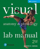 Omslag - Visual Anatomy & Physiology Lab Manual, Pig Version Plus Masteringa&p with Etext -- Access Card Package