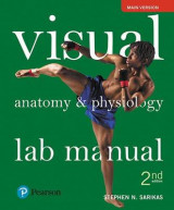 Omslag - Visual Anatomy & Physiology Lab Manual, Main Version Plus Masteringa&p with Pearson Etext -- Access Card Package