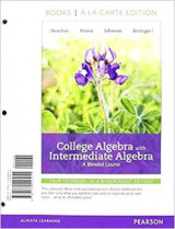 Omslag - College Algebra with Intermediate Algebra