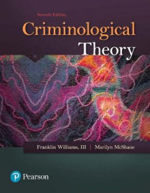 Criminological Theory av Marilyn D. McShane og Franklin P. Williams (Heftet)