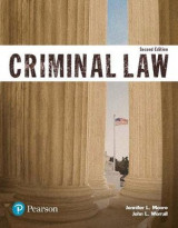 Omslag - Criminal Law (Justice Series), Student Value Edition