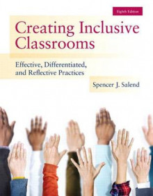 Creating Inclusive Classrooms with Enhanced Pearson Etext, Loose-Leaf Version with Video Analysis Tool -- Access Card Package av Spencer J Salend (Blandet mediaprodukt)