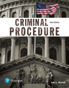 Criminal Procedure (Justice Series), Student Value Edition av John Worrall (Perm)