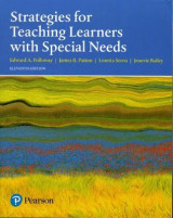 Omslag - Strategies for Teaching Learners with Special Needs, with Enhanced Pearson Etext -- Access Card Package