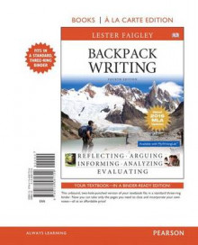 Backpack Writing, MLA Update Edition, Books a la Carte Edition av Professor Lester Faigley (Perm)