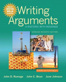 Writing Arguments av John D Ramage, John C Bean og June Johnson (Heftet)