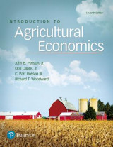 Omslag - Introduction to Agricultural Economics