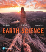 Omslag - Earth Science Plus Mastering Geology with Pearson Etext -- Access Card Package