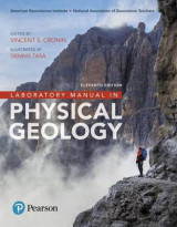 Omslag - Laboratory Manual in Physical Geology Plus Mastering Geology with Pearson Etext -- Access Card Package