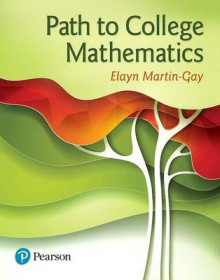 Path to College Mathematics Plus Mymathlab with Pearson Etext -- Access Card Package av Elayn Martin-Gay (Blandet mediaprodukt)