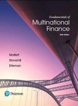 Omslag - Fundamentals of Multinational Finance, Student Value Edition