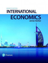 Omslag - International Economics Plus Myeconlab with Pearson Etext -- Access Card Package