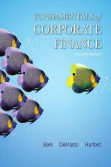 Omslag - Fundamentals of Corporate Finance Plus Mylab Finance with Pearson Etext -- Access Card Package