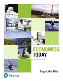 Economics Today Plus Myeconlab with Pearson Etext -- Access Card Package av Roger LeRoy Miller (Blandet mediaprodukt)
