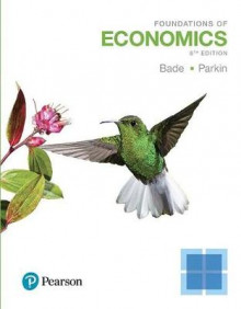Foundations of Economics, Student Value Edition Plus Myeconlab with Etext -- Access Card Package av Robin Bade og Michael Parkin (Blandet mediaprodukt)