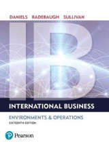 Omslag - International Business Plus Mymanagementlab with Pearson Etext -- Access Card Package
