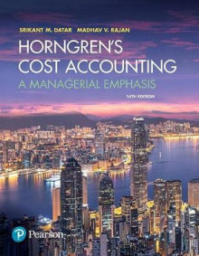 Horngren's Cost Accounting, Student Value Edition Plus Myaccountinglab with Pearson Etext -- Access Card Package av Srikant M Datar og Madhav V Rajan (Blandet mediaprodukt)