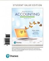Omslag - Horngren's Accounting