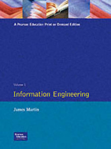 Information Engineering: Introduction and Principles Bk. 1 av James Martin (Innbundet)