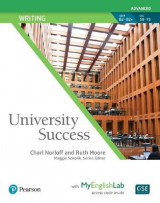 Omslag - University Success Writing Advanced, Student Book with MyLab English