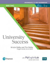 Omslag - University Success Writing Intermediate, Student Book with MyLab English