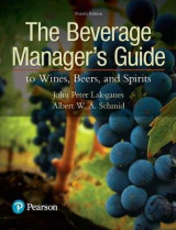 Omslag - The Beverage Manager's Guide to Wines, Beers, and Spirits