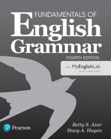 Fundamentals of English Grammar 4e Student Book with MyEnglishLab av Betty S Azar og Stacy A. Hagen (Blandet mediaprodukt)