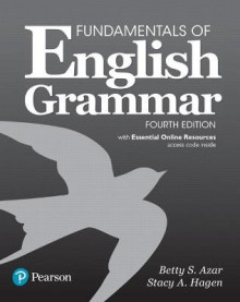 Fundamentals of English Grammar Student Book with Online Resources, 4e av Betty S Azar og Stacy A. Hagen (Blandet mediaprodukt)