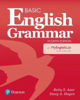 Omslag - Basic English Grammar