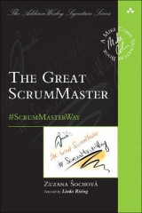 Omslag - The Great ScrumMaster
