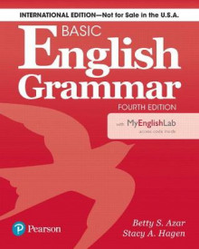 Basic English Grammar 4e Student Book with MyLab English, International Edition av Betty S Azar og Stacy A. Hagen (Heftet)