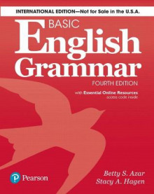 Basic English Grammar 4e Student Book with Essential Online Resources, International Edition av Betty S Azar og Stacy A. Hagen (Heftet)
