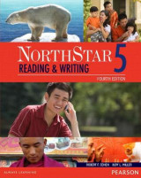 Omslag - Northstar Reading Writing 5 Student Book