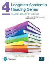 Omslag - Longman Academic Reading Series 4 with Essential Online Resources