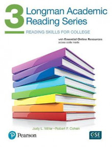 Longman Academic Reading Series 3 Sb with Online Resources av Judith Miller og Robert Cohen (Heftet)