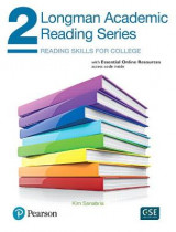 Omslag - Longman Academic Reading Series 2 with Essential Online Resources