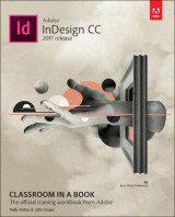 Omslag - Adobe InDesign CC Classroom in a Book (2017 release)