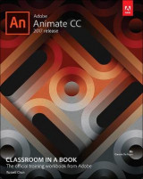 Omslag - Adobe Animate CC Classroom in a Book (2017 release)