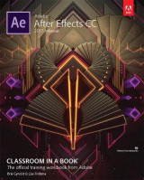 Omslag - Adobe After Effects CC Classroom in a Book (2017 release)