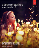 Omslag - Adobe Photoshop Elements 15 Classroom in a Book