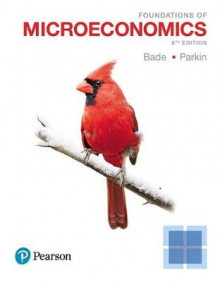 Foundations of Microeconomics Plus Myeconlab with Pearson Etext -- Access Card Package av Robin Bade (Blandet mediaprodukt)