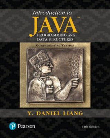 Introduction to Java Programming and Data Structures, Comprehensive Version av Y. Daniel Liang (Heftet)