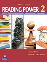 Omslag - Reading Power 2 and Vocabulary Power 1