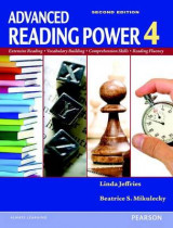 Omslag - Advanced Reading Power 4 and Vocabulary Power 3