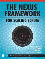 Omslag - The Nexus Framework for Scaling Scrum