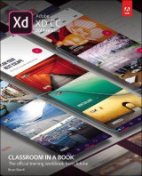 Omslag - Adobe XD CC Classroom in a Book (2018 release)