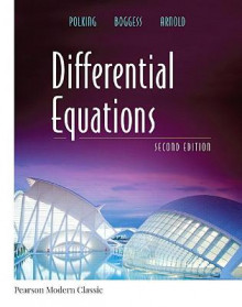 Differential Equations (Classic Version) av John C Polking og David Arnold (Heftet)