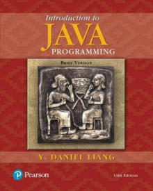 Introduction to Java Programming, Brief Version av Y. Daniel Liang (Blandet mediaprodukt)